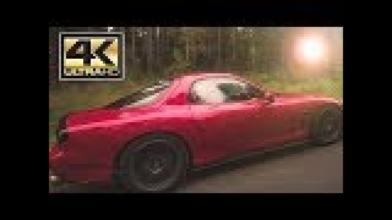 400HP Mazda RX7 FD 3S Single Turbo