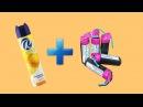 Air freshener VS Firecracker P 2000