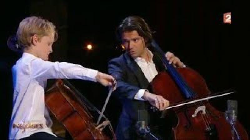 Maxime Gautier Capuçon improvisent un duo et jouent Vocalise de Rachmaninov