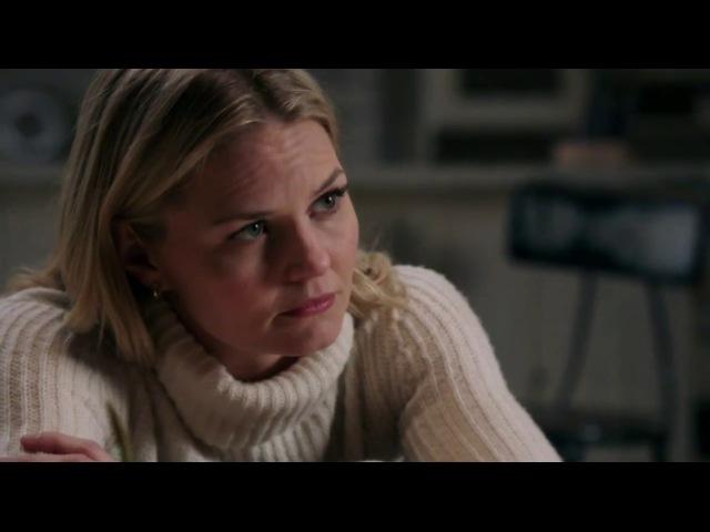 Эмма и Нил разговаривают о возвращение в Зачарованный Лес 2x19