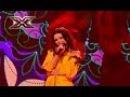 Елена Зуева Madonna La Isla Bonita Х фактор 8 Восьмой прямой эфир СУПЕРФИНАЛ