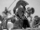Солдатики 1/32 Conte 300 Спартанцев Set 2 серебряный цвет