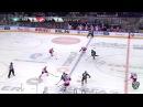 Моменты из матчей КХЛ сезона 16 17 Опасный момент Малыхин Фёдор Ак Барс с пятака атаковал 12 09