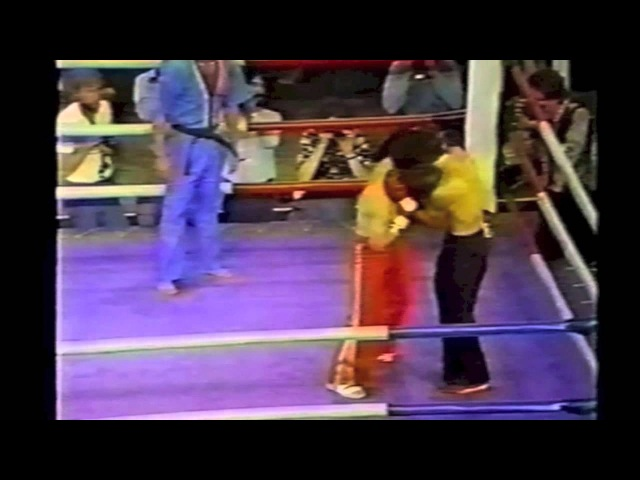 Sensei Benny Urquidez's fight with RICK SIMMERLY on 5/2/1979