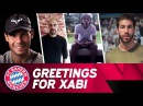 All of Xabi Alonso's farewell messages: Gerrard, Pizarro, Ramos more! | GraciasXabi