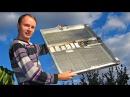 ✅Компактная Солнечная Электростанция на 220 вольт своими руками