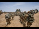 French army in Mali 2017 on the road to hell !