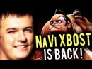 NAVI XBOST is BACK ! Impossible Hook Pudge Gameplay Dota 2 Pro
