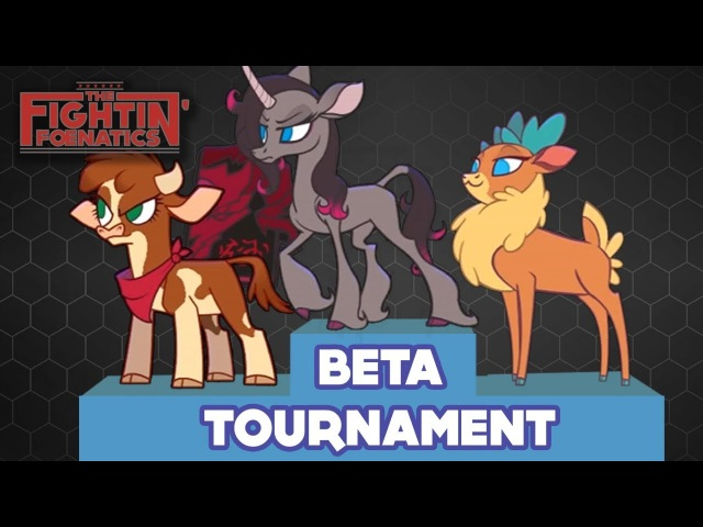 Winners and Losers Round 1 to Round 5 - Them's Fightin' Herds Beta Tournament