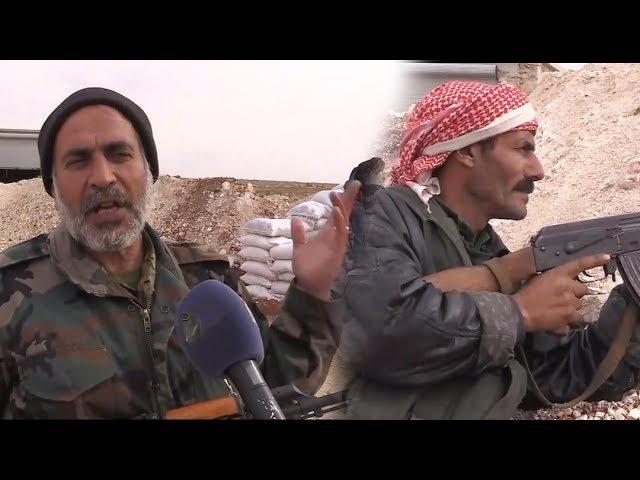 ÖSOnun Kürt savaşçılarından Afrine mesaj var