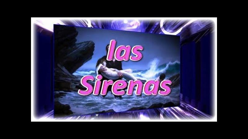 Sirenas extraños habitantes de las profundidades marinas