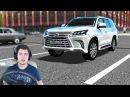 РАЗБИЛ НОВЫЙ ЛЕКСУС 570 City Car Driving РУЛЬ