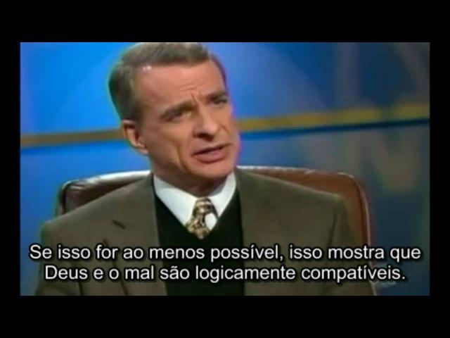 Porque Deus permitiria mal e sofrimento? - William Lane Craig