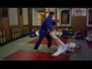"""Дзюдо. 10.3 урок: """"Защита от прямых и боковых ударов ногами"""""""