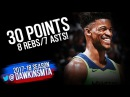 Jimmy Butler Full Highlights 2018.02.03 vs Pelicans - 30 Pts, 8 Rebs, 7 Asts!   FreeDawkins