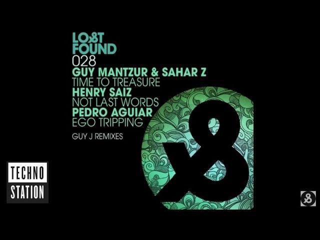 Pedro Aguiar - Ego Tripping (Guy J Remix)