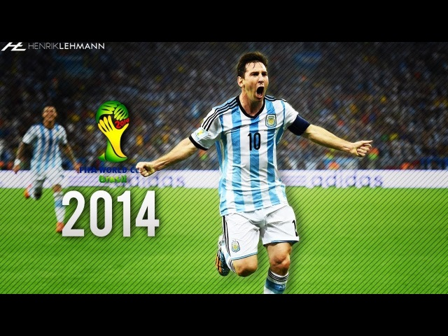 Lionel Messi ● FIFA World Cup ● 2014 HD
