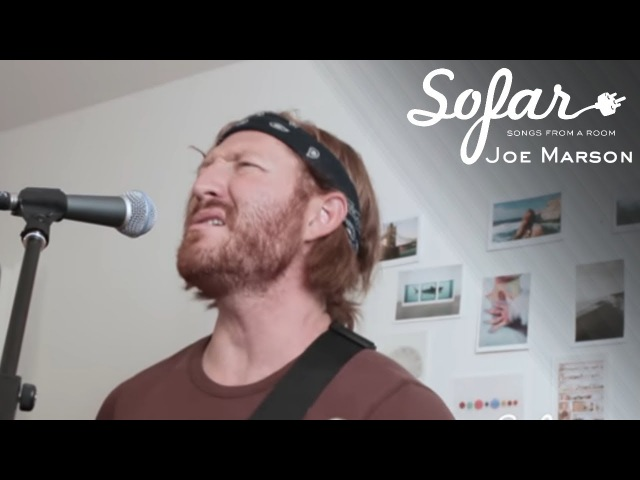 Joe Marson - Here With Me | Sofar Passau