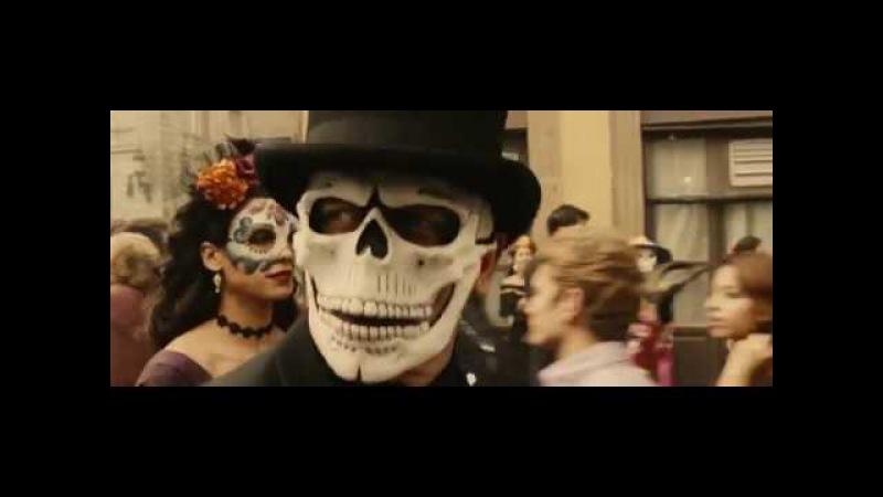 007: СПЕКТР 2015 трейлер на русском