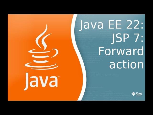 Java EE 22 JSP 7 перенаправление запроса