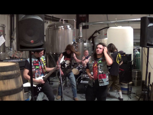 Manic Assault Black Sky Brewery