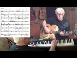 Lady Be Good ( Oh ) Jazz guitar &amp piano cover ( George &amp Ira Gershwin ) Yvan Jacques