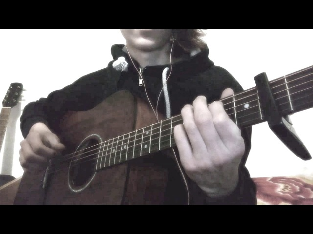 Face - Red Rose (snippet) (fingerstyle guitar cover)