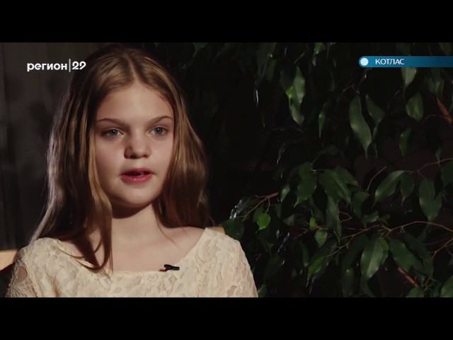 19 02 2018 Девочка - Участница конкурса Ты - Супер