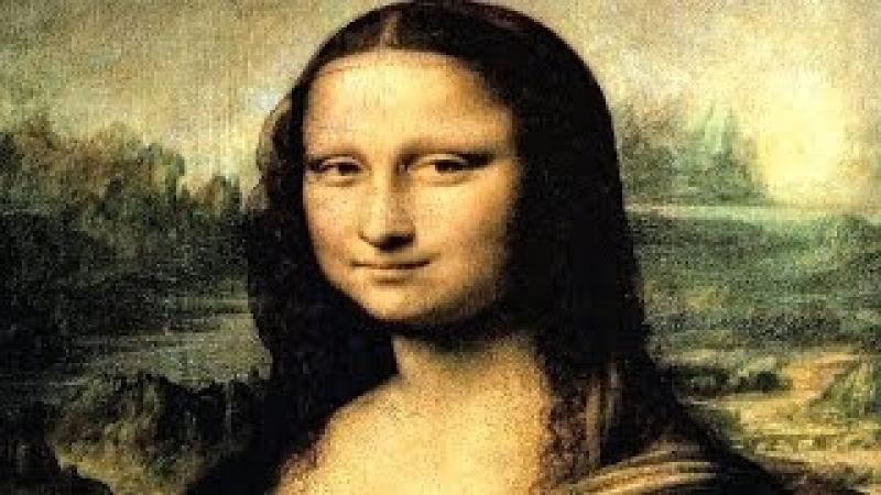 Как нарисовать Мону Лизу (How to Paint the Mona Lisa)