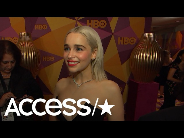 Emilia Clarke Dishes On The Final Season Of 'Game Of Thrones'