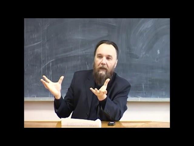 Александр Дугин: виртуальная дистопия «Газонокосильщика»