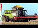 XXL MOISSON maïs 2017 in FRANCE - Claas Lexion 780 TT Gros Matériel ! [4K]