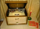 Катушечный магнитофон Днепр 10 1960 г СССР Reel tape recorder Dnepr 10 1960 the USSR