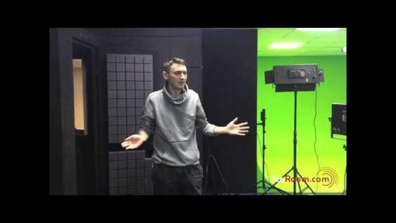 Звукоизоляционная (вокальная/инструментальная) кабина IzoRoom™ Standart