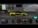 Pixel Car Racer P1 Gtr Supercar livery