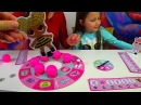 LOL CHALLENGE Лол Челлендж Кто Первый Оденет Куклу LOL Surprise Dolls Board Game Вики Шоу
