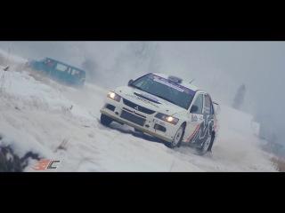 Rally Sarma 2018. Denis Rostilov