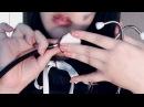 Korean ASMR 한국어 취향찾는 소리 모음집 11탄 Various Trigger Compilation, Crinkle, Tapping, Sticky Sound
