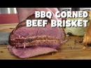 BBQ Corned Beef Brisket recipe