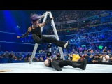 The Undertaker vs. Jeff Hardy - Extreme Rules Match SmackDown, Nov 14, 2008