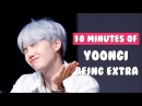10 minutes of Suga being extra