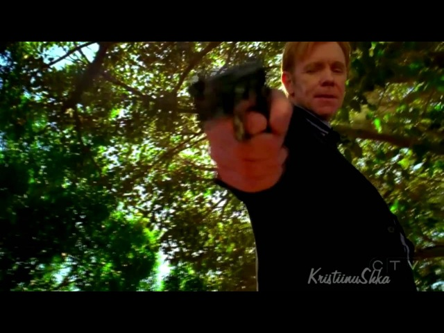 Lt Horatio Caine Black Black Heart CSI Cool Sexy Intelligent Character Competition
