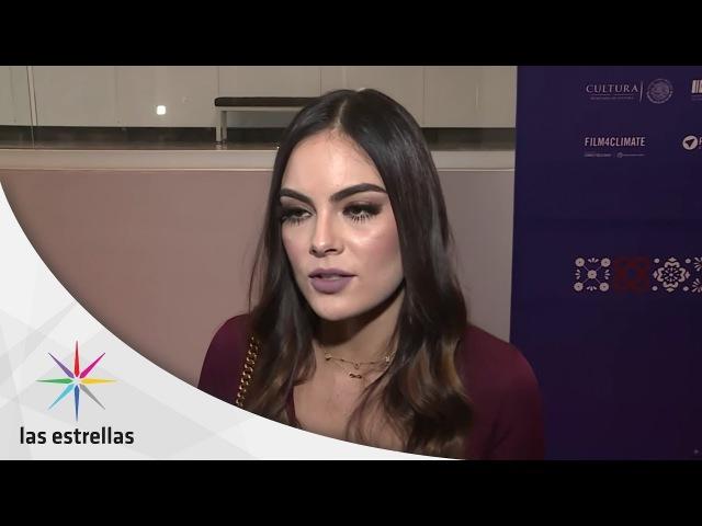 Ximena Navarrete debuta en cine con el filme 108 Costuras | Las Estrellas