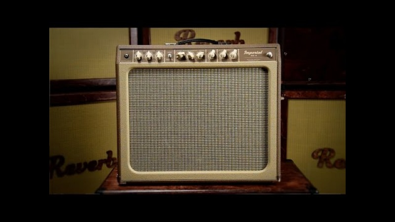 Tone King Imperial MKII Demo featuring Long Distance Runaround Beechwood Park