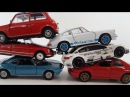 Cars for Kids: Bmw Toy Car Porsche Mini Subaru Citröen Toy Cars Review