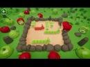 Интерактивная панель Delta 70 . Обзор игр.
