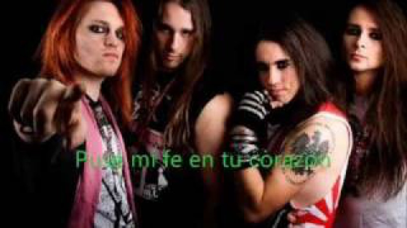 Crazy Lixx - Blame It On Love (sub español)