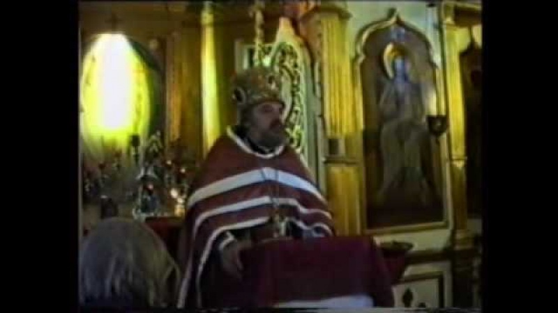 Александр Мень, Проповедь на Крестовоздвижение, 1989 год.
