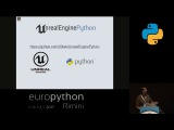 Roberto De Ioris - AAA Games with Unreal Engine 4 and Python