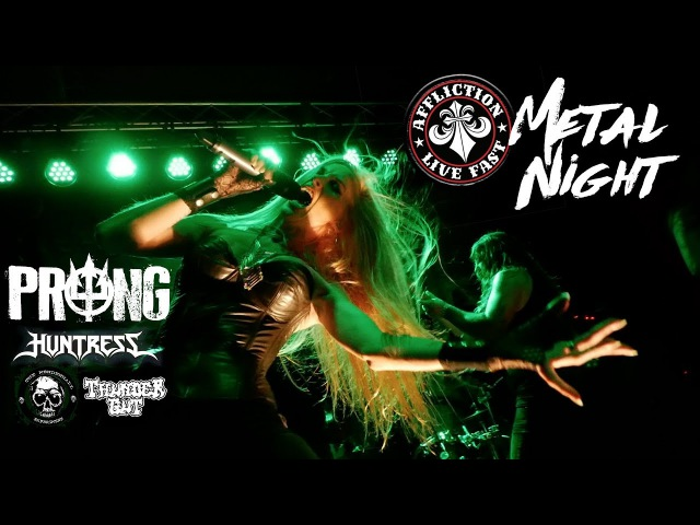 Affliction Metal Night w/ Prong